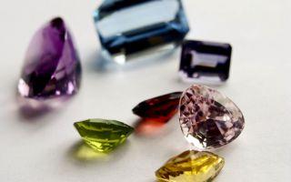Особенные свойства камней и минералов