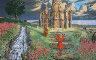 Список славянских богов