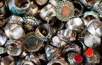 Как отличить драгоценный природный камень от синтетического или подделки