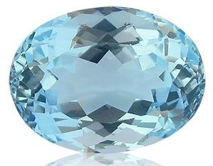 фото голубого топаза