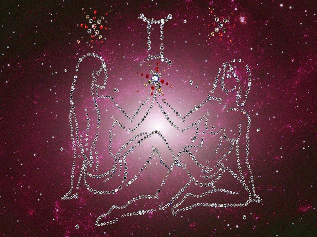 рис знак зодиака близнецы