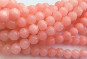 фото розового жадеита