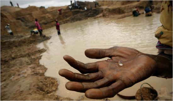 алмазы Африки