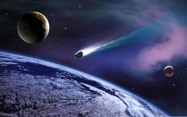 метеориты фото