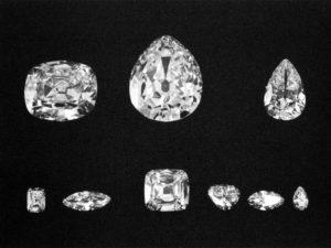 бриллианты из Куллинана