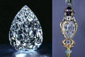 бриллианты Куллинана