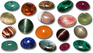 кабошон форма огранки камней