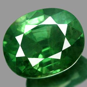 зеленый сапфир фото
