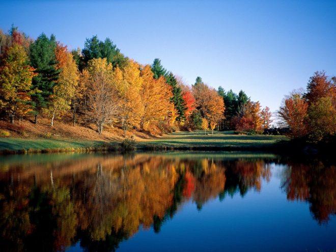фото природы в сентябре