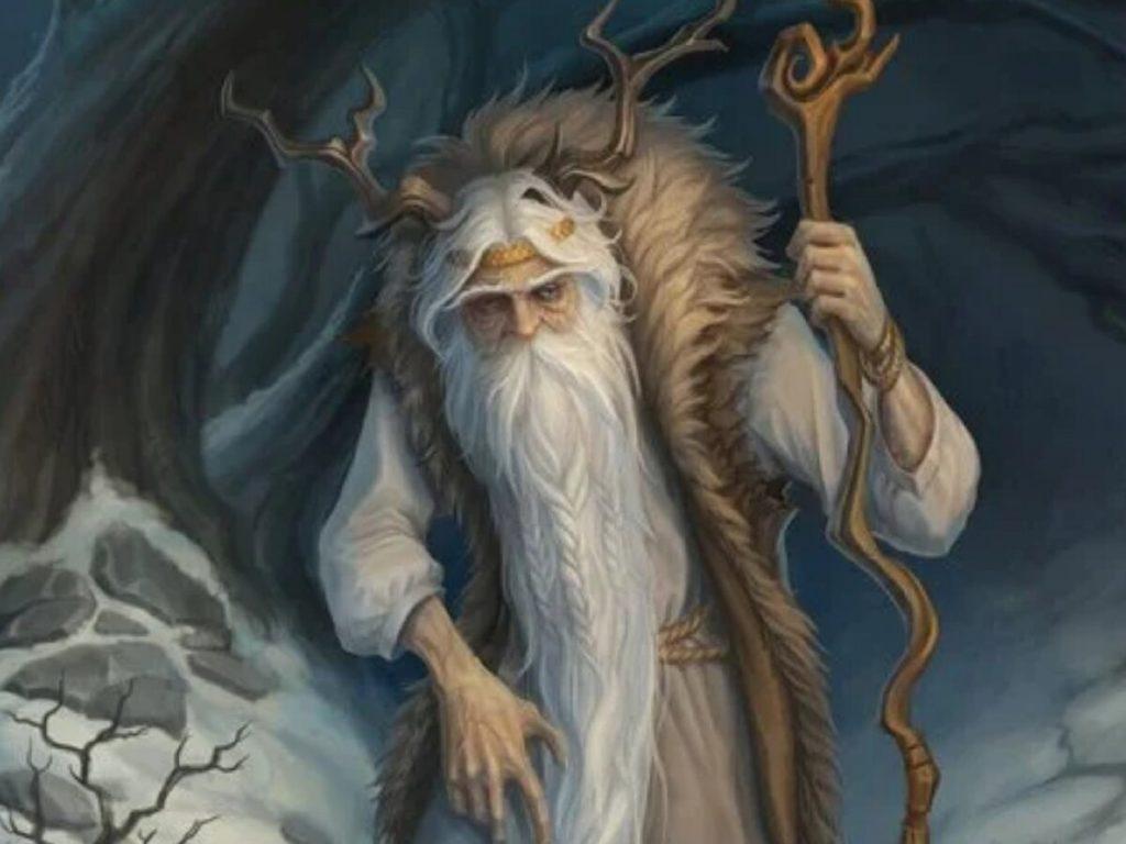 славянский бог Карачун